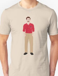 Her - Theodore Twombly  Illustration T-Shirt