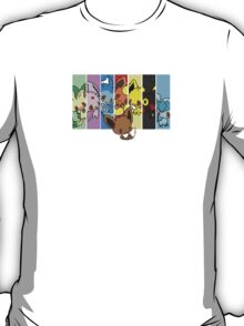 Eevee Evolution T-Shirt