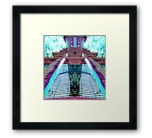 Abstract World 6.1 Framed Print