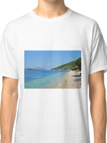 Agios Ioannis, Meganissi island Classic T-Shirt