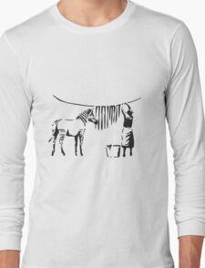 bansky Long Sleeve T-Shirt