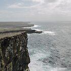 Cliffs of Aran Island by emmelined