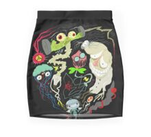 Awful nightmares Mini Skirt
