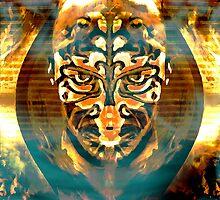The Burning Man by Jimmy Joe