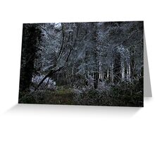 Fairytale forest Greeting Card