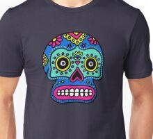 Mexican Skull Unisex T-Shirt