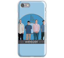 WEEZER - THE BLUE ALBUM. iPhone Case/Skin