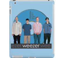 WEEZER - THE BLUE ALBUM. iPad Case/Skin