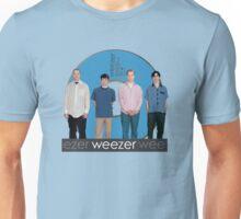 WEEZER - THE BLUE ALBUM. Unisex T-Shirt