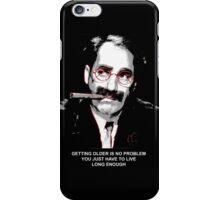 groucho iPhone Case/Skin