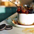 Coffee Splash! by Michelle McMahon
