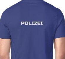 Polizei German Police Design Unisex T-Shirt