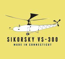 Sikorsky VS-300 Kids Clothes