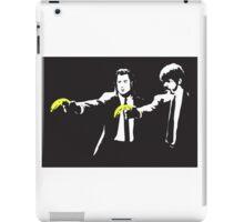 bansky iPad Case/Skin