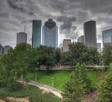 City Scapes 1 by Jonathan Garrett