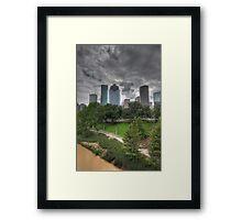 City Scapes 1 Framed Print