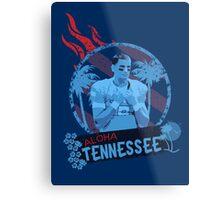 Marcus Mariota - Tennessee Titans Metal Print