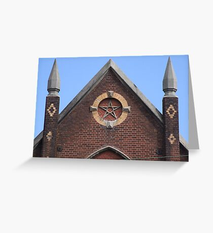 The Devil's In the Details - Melbourne Greeting Card