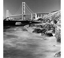 Marshall's Beach, San Francisco Photographic Print
