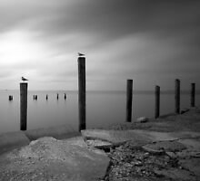 By The Sea 1 by Jonathan Garrett