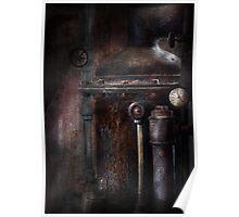 Steampunk - Handling Pressure  Poster