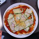Pizza Zucchine by Team Bimbo