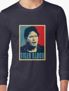 Tiger Blood Long Sleeve T-Shirt