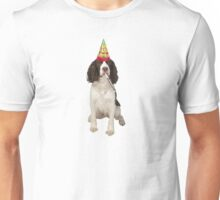 English Springer Spaniel Birthday Unisex T-Shirt