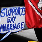 support gay marriage by OTBphotography