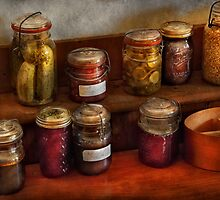 Chef - Country - Preserving History  by Mike  Savad