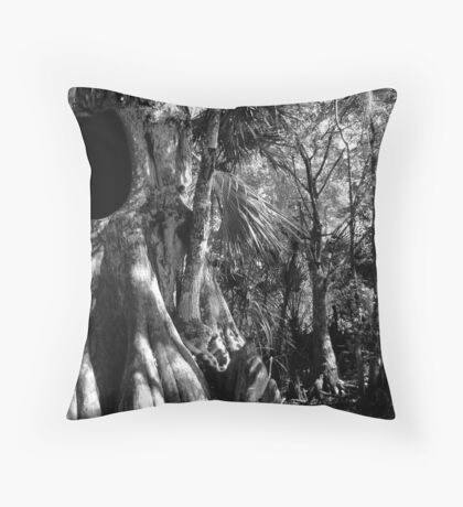 Cypress II Throw Pillow