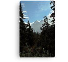 Mount Baker Canvas Print