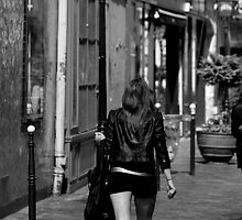 peoplescapes #213, legs with heels by stickelsimages