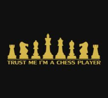 Trust Me Im a Chess Player by personalized