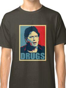 DRUGS Classic T-Shirt