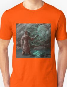 Dark mage searching for a unholy sign T-Shirt
