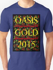 Oasis Gold in Spring T-Shirt