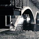 The Girl and the Bridge by Sara Johnson