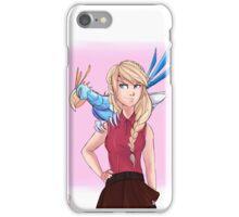 Bot Fighter Astrid Hofferson iPhone Case/Skin
