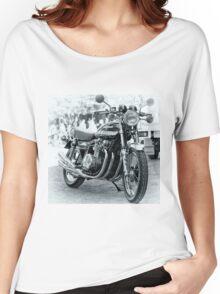 Kawasaki Z900 motor ccle Women's Relaxed Fit T-Shirt