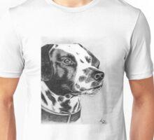 Dalmatian Max Unisex T-Shirt