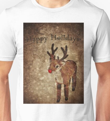 Happy Holidays (Rudy Version) T-Shirt