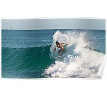 Big Wave Friday #6 Poster