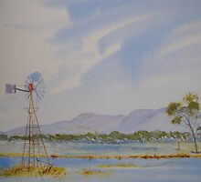 The Grampians After Rain by Kay Cunningham