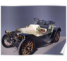 """*•.¸♥♥¸.•*Love Antique Cars """"Packard Runabout""""*•.¸♥♥¸.•* Poster"""