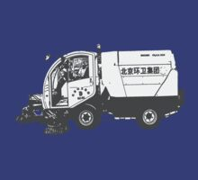 Street Sweeper by Stuarty