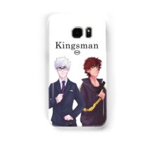 Kingsman Hiccup and Jack Samsung Galaxy Case/Skin