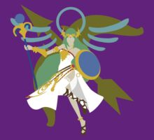 Super Smash Bros Palutena by Michael Daly