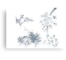Sumi-e inspired (01) Canvas Print