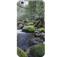 Pure Flowing waters, Victoria iPhone Case/Skin